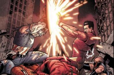 Comic Book Wednesday: Marvel Civil War