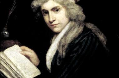 La libertina y pecadora Mary Wollstonecraft | Foto: WikiCommons