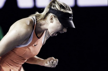 Sharapova will look to end her losing streak against Williams (Pic | tennis photos twitter)