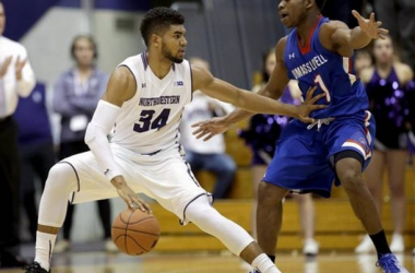 Northwestern beat UMass-Lowell to earn first win of the season