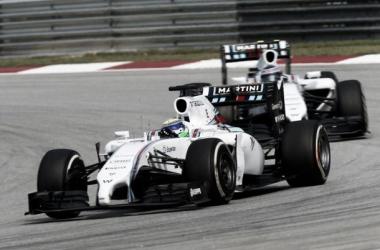 Williams volta a dar que falar em 2014 (Foto: formula1.com)