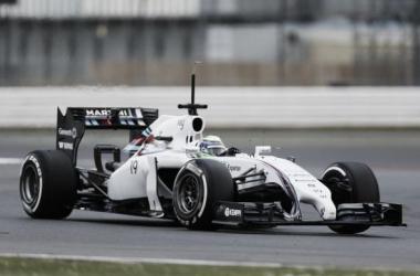 Massa foi o mais rápido no primeiro dia de testes em Silverstone (foto:fia.com)