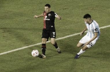 Maximiliano Rodríguez no estará presente en el partido de mañana (Foto: La Capital)