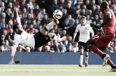 Manchester United leva a melhor sobre Liverpool desinspirado