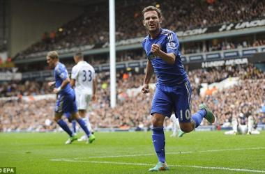Chelsea beat AVB's Spurs
