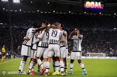 Juventus - Sevilla: puntuaciones Juventus, jornada 2 UEFA Champions League