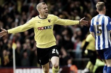 Vydra close to Royals loan move