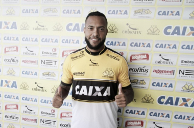 Paulinho, de 27 anos, vai para a segunda passagem pelo clube catarinense   Foto: Fernando Ribeiro/Criciúma E.C.