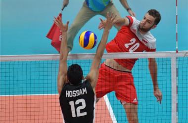 Polônia vence Egito com tranquilidade na estreia do vôlei masculino