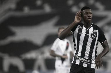 Matheus Babi, joia do Botafogo para a temporada