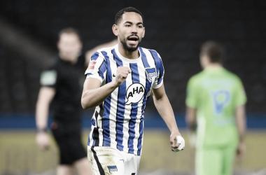 Matheus Cunha marca, mas Hertha Berlin deixa vitória escapar; jogadores lamentam