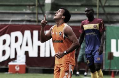 Durante período de treinos, Matheus Carvalho surpreende e é destaque no Fluminense