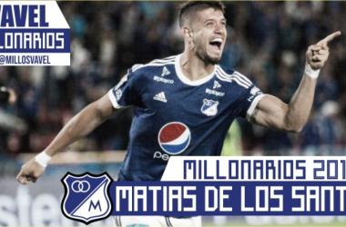 Montaje: VAVEL Millonarios.