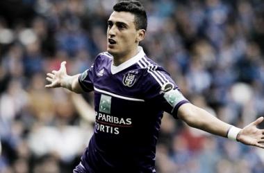 Samp: Matias Suarez dell'Anderlecht ad un passo