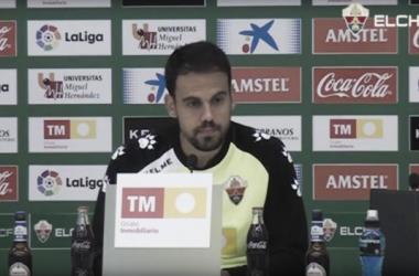 """Javier Matilla: """"Nos fuimos de Soria con buen sabor de boca"""""""