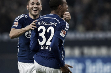 Matip has taken the same number that he wore at Schalke (photo: Reuters)