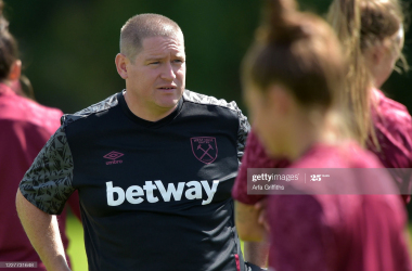 The five key quotes from Matt Beard's post-match interview as West Ham draw with Spurs on opening day