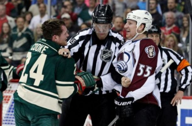 Colorado Avalanche vs Minnesota Wild LIVE | Photo: Fansided