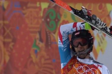 Mario Matt devient le nouveau roi du Slalom à Sotchi