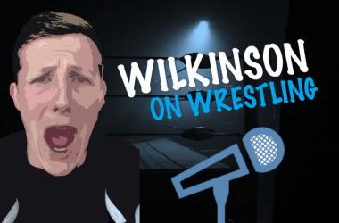 Matthew Wilkinson sounds off on how wrestling trumps MMA (image: Joel Lampkin/Matthew Wilkinson)