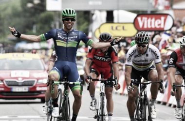 Tour de France: Michael Matthews claims stage ten victory into Revel behind solid Orica teamwork
