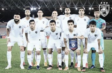Maurício comenta atividades no Johor e fala em expectativa para futebol na Malásia