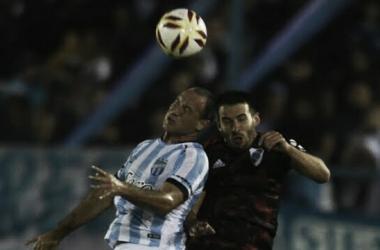 River Plate derrotó a Atlético Tucumán por 1 a 0 y lo alcanzó en la tabla de posiciones. Foto: Goal.com