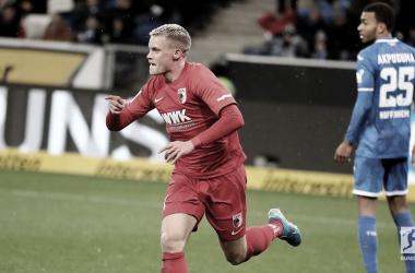Exhibición de efectividad del FC Augsburg en Hoffenheim