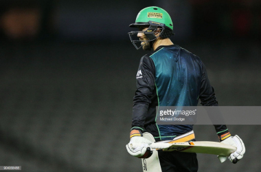 It will be Glenn Maxwell's turn to lead the Stars in BBL 08  Photo by Michael Dodge/Getty Images