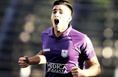 El Celta oficializa el fichaje de Maxi Gómez