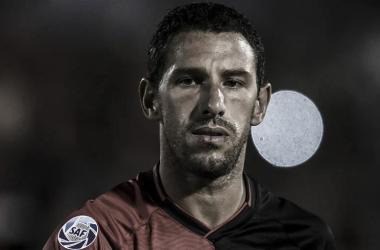 """El capitán de La """"Lepra"""" tendrá que ser reemplazado en los próximos encuentros por Sudamericana y Copa Argentina. Fuente: (Prensa Newells )"""
