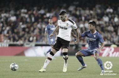 Resumen del Valencia 0-1 Sevilla en LaLiga Santander 2020/2021