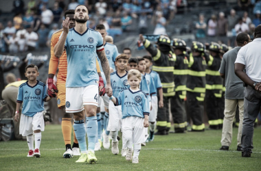NYCFC beat Crew 2-0 to win third game in a week