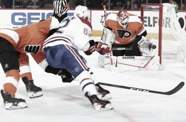 Previa Philadelphia Flyers - Montreal Canadiens: los Habs contra los pronósticos