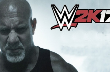 Goldberg will be featured in WWE 2K17 (image: youtube.com)