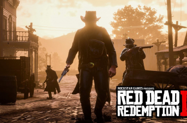 Poster OFICIAL Red Dead Redemption II | www.youtube.com