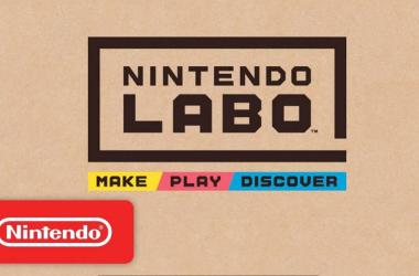 Accesorio Nintendo Labo   Foto: Nintendo