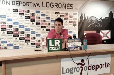"""Sergio: """"Queremos un jugador que aporte juego, no sólo goles"""""""
