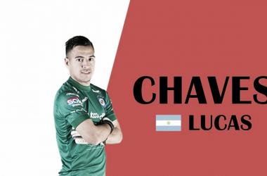 """Lucas Cháves: """"Hicimos un gran partido y nos llevamos un punto""""."""