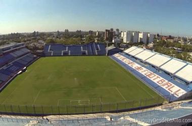 Foto: Uruguay desde arriba