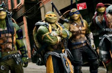 Fotograma de la película 'Tortugas Nninja 2: Fuera de las sombras'