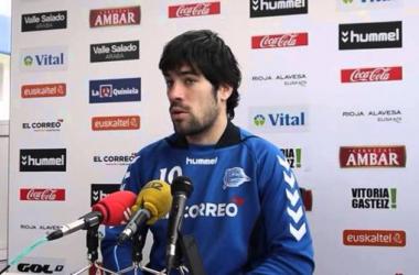 """Manu García: """"Este equipo está preparado para salvarse en el último segundo"""""""