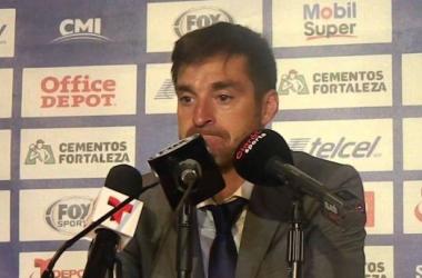 """Diego Alonso: """"El responsable siempre soy yo, tenemos que tener autocrítica"""""""