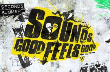 "Carátula de ""Sounds Good Feels Good"" de 5 Seconds of Summer"