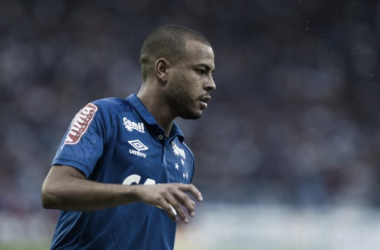 Mayke se torna opção para a lateral direita do Palmeiras (Foto:Washington Alves/Cruzeiro)