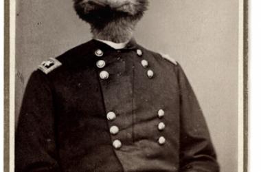 Mayor Von Emú, posible dirigente del ejército emú aunque nunca se conoció mando alguno de este ejército. Fuente: Wikicommons