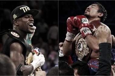Floyd Mayweather - Manny Pacquiao: el día 2 de mayo