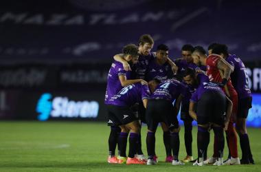 Mazatlán anuncia varias bajas para el Clausura 2021