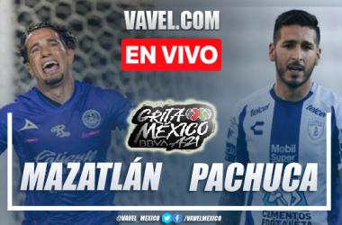 Goles y resumen del Mazatlán 2-1 Pachuca en Liga MX 2021