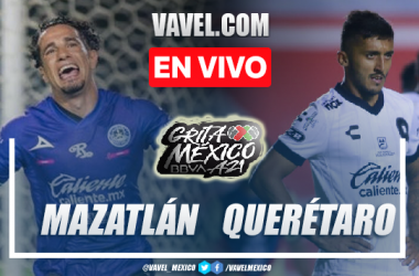 Mazatlán vs Querétaro EN VIVO: ¿cómo ver transmisión TV online en Liga MX?